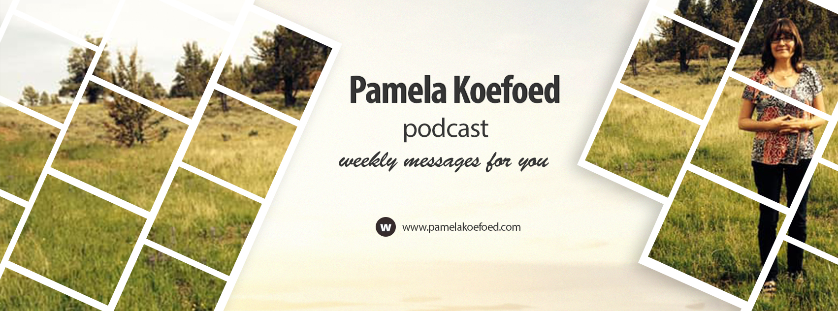 Pamela Podcast Cover